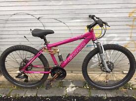 Carrera Sol.24 girls mountain bike