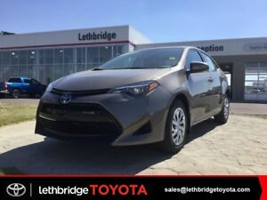 2017 Toyota Corolla - Please TEXT 403-894-7645  for more informa