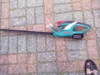 Bosch AHS 52 LI - Cordless Hedge Trimmer - Selling as Spares or Repair Roundhay Park Leeds 8