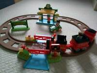 Happylands train set
