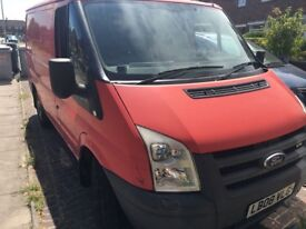 FORD TRANSIT VAN FOR SALE *now reduced price*