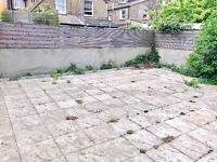 HUGE PRIVATE GARDEN 2 Bedroom Apartment Close to Westfield