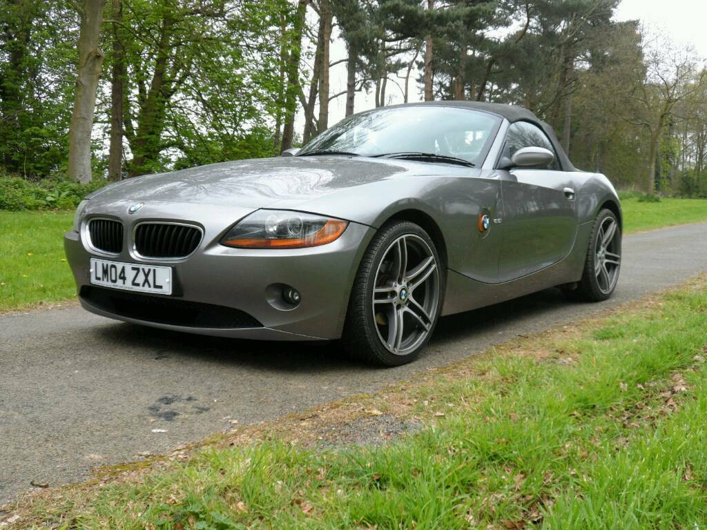 bmw z4 automatic low mileage in melton constable. Black Bedroom Furniture Sets. Home Design Ideas