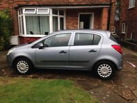 56 PLATE CORSA LIFE 1.0 CHEAP TO RUN AND INSURE!