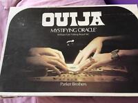 Ouija board 1972