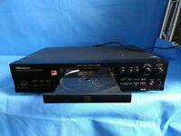 Pioneer PDR-609 CD RECORDER / PLAYER
