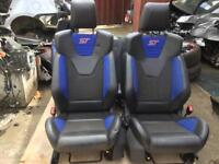 Ford Focus ST MK3 2016 Complete interior Leather Seats