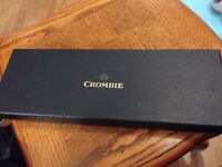 Crombie tie in box