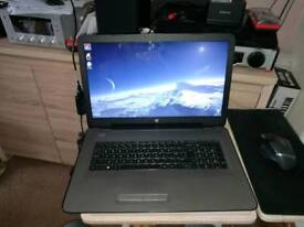 "Hp laptop 17-y002na 17"" screen for sale"