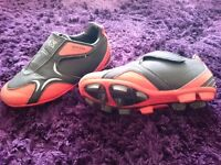 Childs rugby boots