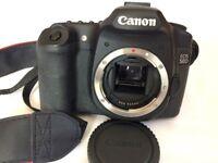 Canon EOS 50D Pristine Condition. Shutter Count 8919.