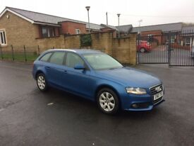 2010 10 FACELIFT AUDI A4 2.0 TDI SE AVANT HPI CLEAR FULL SERVICE HISTORY LOOKS AND DRIVES EXCELLENT