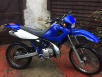 DT 125 road legal not ktm yz cr kx