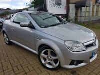 2006 Vauxhall Tigra 1.4 i 16v 2dr, FULL VAUXHALL SERVICE HISTORY, LOW MILEAGE, 3 MONTHS WARRANTY