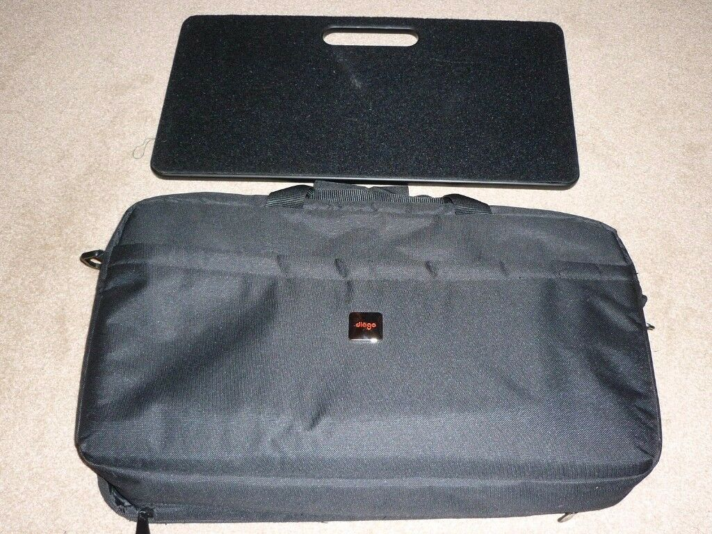 ** DIAGO COMMUTER - guitar FX pedalboard and gigbag - effects pedal board **