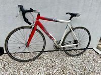 Bike - a Giant OCR racing bike