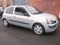 2003 Renault Clio 1.2 Expression 16v
