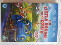 The little engine that could dvd