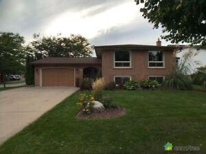 $579,900 - Raised Bungalow for sale in St. Catharines