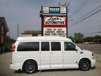 2013 GMC SAVANA EXPLORER CONVERSION SE 1500 Limited AWD Hi-Top