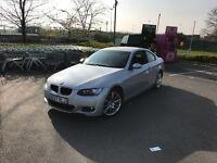 BMW 320D E92 M SPORT COUPE 57K MILEAGE HPI CLEAR GENUINE LOW MILES