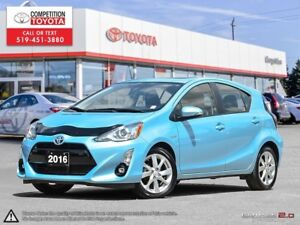 2016 Toyota Prius c Technology Technology Package, No Accidents