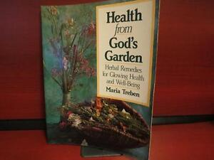Health from God's Garden: Herbal Remedies for Glowing Health ...