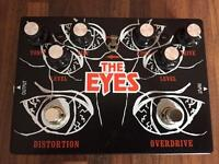 Belcat the eyes guitar pedal