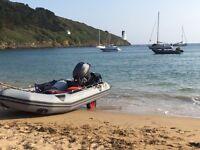 Zodiac Classic MK1 MKI 3.5 Metre Inflatable Boat SIB