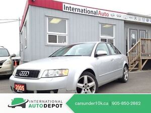 2005 Audi A4 1.8T | LEATHER | MOONROOF