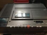 2 x Sony Betamax Recorders