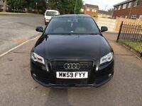 Audi A3 Black 1.8T Black Edition S Line