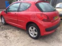 Peugeot 207 2008 manual