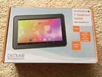 brand new tablet 7 inch free local deliver