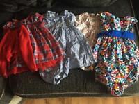 Baby girls dresses 3-6mth