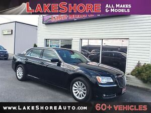 2014 Chrysler 300 Touring VOICE COMMAND HEATED MIRRORS ALLOY WHE Windsor Region Ontario image 1