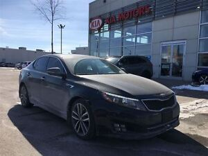 2014 Kia Optima SX TURBO NAVI PANO ROOF LOADED WOW!!