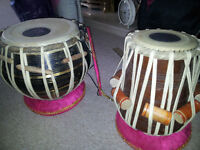 SET OF TABLA - RELISTING AS HAD WRONG PHONE NUMBER
