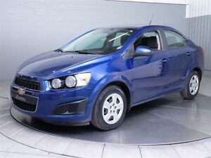 2013 Chevrolet Sonic A/C