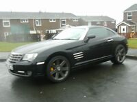 05 Chrysler Crossfire 3.2 3Dr 1Yr Mot Black