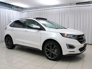 2015 Ford Edge RARE! SPORT AWD ECOBOOST SUV w/HEATED/COOLED SEAT