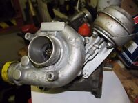 Hybrid or new standard turbo unit for PD Passat engine