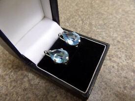 1930 silver earrings