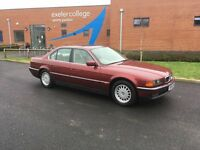 BMW 728i - Beautiful original condition - fantastic specification - great service history portfolio