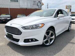2014 Ford Fusion SE SUNROOF BIG MAG WHEELS REAR PARKING AID