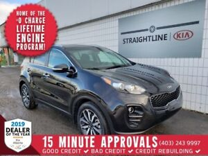 2019 Kia Sportage EX *LEATHER, PUSH BUTTON START*