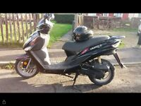 BENDA 50cc moped **12 months MOT** lots of work done