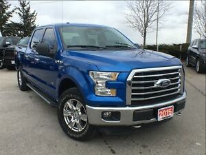 2015 Ford F-150 XLT**SUPER CREW**6 FT CARGO BED**