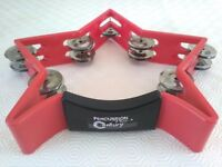 Percussion Plus Century Star Tambourine - Rock n Roll star!