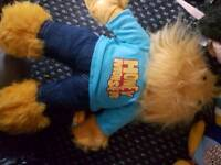 Honey monster plush soft toy